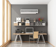Little home office Royalty Free Stock Image