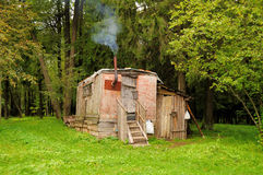 Little house Royalty Free Stock Photography