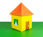 The little house Stock Photography
