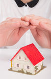 Little House Royalty Free Stock Photos