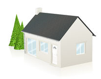 Little house Royalty Free Stock Photo