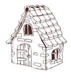 Little house Stock Photos