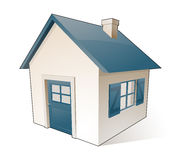 Little house Stock Image