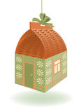Little House Gift Royalty Free Stock Photos