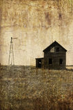 Little House on the Prairie Stock Photography