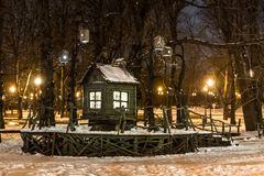 Little House. Royalty Free Stock Photos