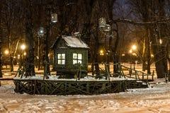 Little House. Stock Image