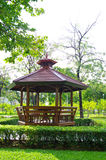 Little hut in the park Royalty Free Stock Photos