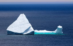 Little iceberg Royalty Free Stock Images