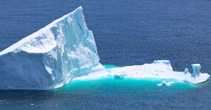 Little iceberg Stock Photography