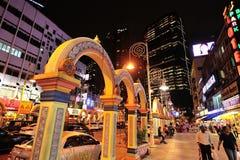 Little India, Brickfields, Kuala Lumpur, Malaysia. Stock Image