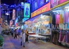 Little India Kuala Lumpur Royalty Free Stock Images