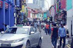 Little india Stock Image