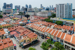 Little India, Singapore Stock Photography