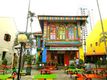 Little India Singapore Royalty Free Stock Images