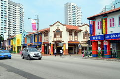 Little India Royalty Free Stock Photography