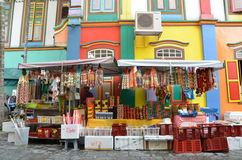 Little India, Singaporean Royalty Free Stock Images