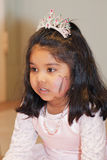Little Indian princess Royalty Free Stock Photo