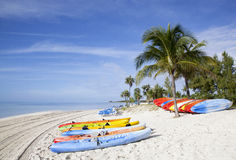 Little Island Beach Stock Photos