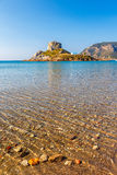 Little island Kastri near Kos, Greece Stock Photos
