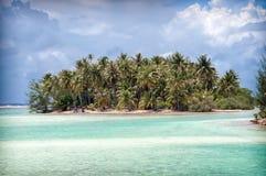 Little Island Stock Image