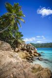Little island St Pierre on the seychelles 3 Stock Images