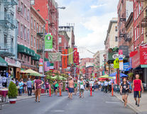 Little Italy Stock Photos