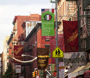 Little Italy Stock Photo