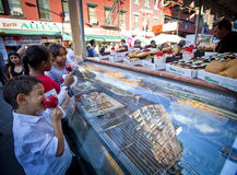 Little Italy Stock Photography