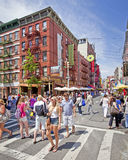 Little Italy royalty free stock image