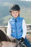 Little jockey Royalty Free Stock Photo