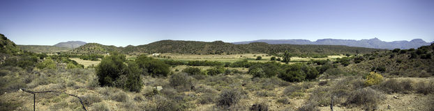 Little Karoo Royalty Free Stock Photo