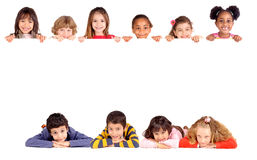 Little kids Royalty Free Stock Photography