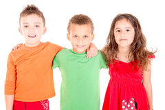 Little kids Royalty Free Stock Images