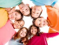 Little kids Royalty Free Stock Image