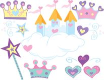 Little Kingdom Royalty Free Stock Images