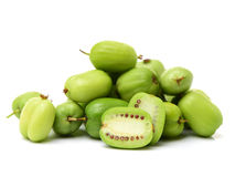 Little kiwi fruits Royalty Free Stock Photography