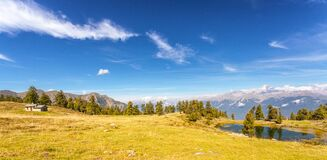 Free Little Lake Of The Zocche - Orobie Alps - Sondrio IT Royalty Free Stock Images - 172592919