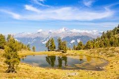 Free Little Lake Of The Zocche - Orobie Alps - Sondrio IT Stock Photo - 172592990