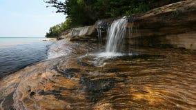 Little Lake Superior Loop stock video
