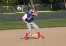 Little League Baseball Royalty Free Stock Photography