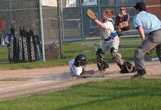 Little League Baseball Royalty Free Stock Image