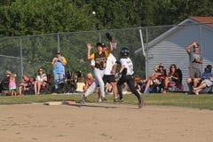 Little League Baseball Stock Photography