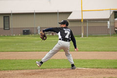 Little League Baseball U14 Stock Photos