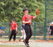 Little League Pitcher Stock Images