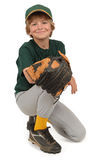 Little Leaguer Royalty Free Stock Image