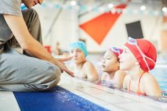 Little learners Royalty Free Stock Photography