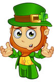 Little Leprechaun Character Royalty Free Stock Photos