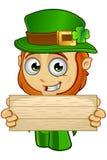 Little Leprechaun Character Stock Image