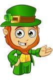 Little Leprechaun Character Royalty Free Stock Photo
